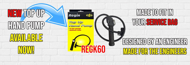 Gas Detection Regin Products Ltd