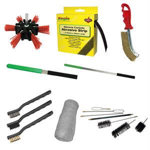 Brushes and Abrasives